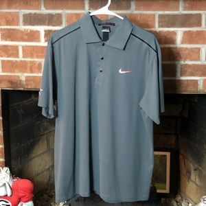 Nike Tiger Woods TW Dallas Cowboys Hyperlite Polo